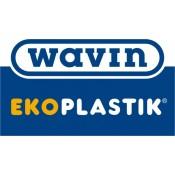 Пластиковая трубопроводная система Ekoplastik